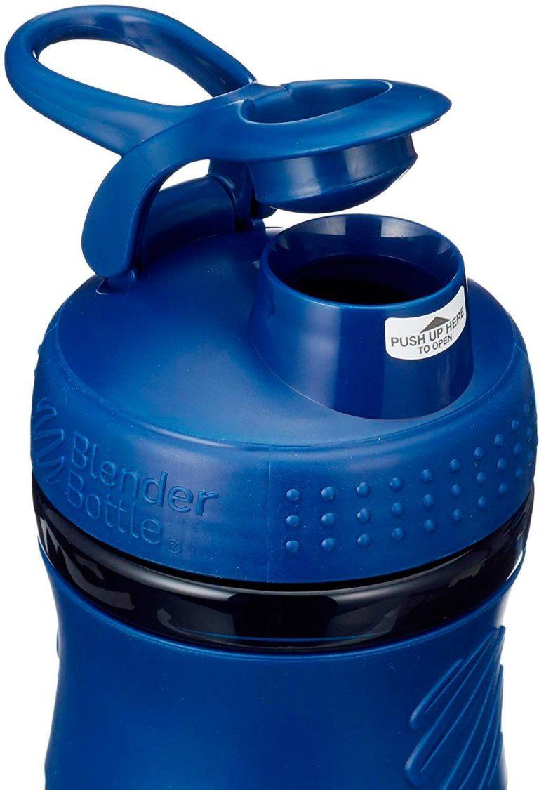 Шейкер бутылка для воды спортивная массажер акупунктурные точки на